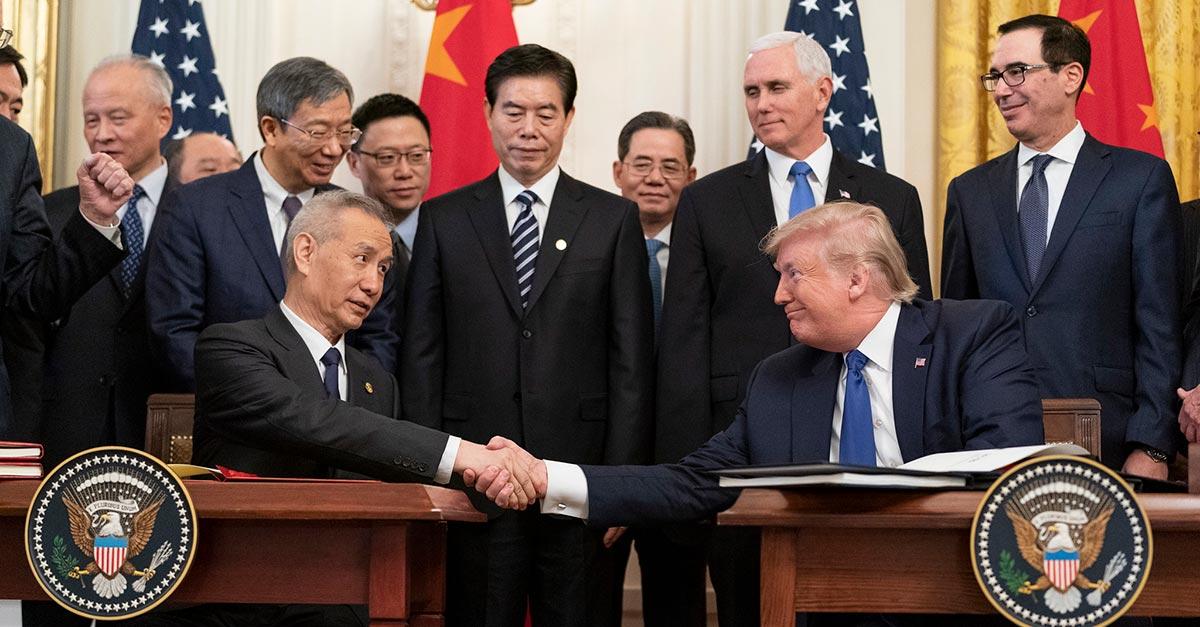 US-China Trade Agreement